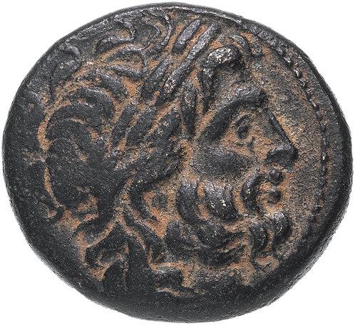 Государство Селевкидов, Антиох I Сотер, 281-261 годы до Р.Х., АЕ19.