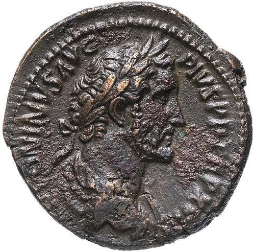 Римская Империя, Антонин Пий, (138-161 годы) Асс.