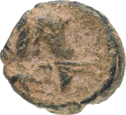 Селевкиды, Антиох IV, 175-164 годы до Р.Х., АЕ15.