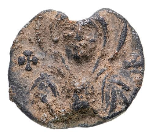 Византийская империя, Мэтью, VII-VIII век, моливдовул.(Свинцовая печать) Byzant