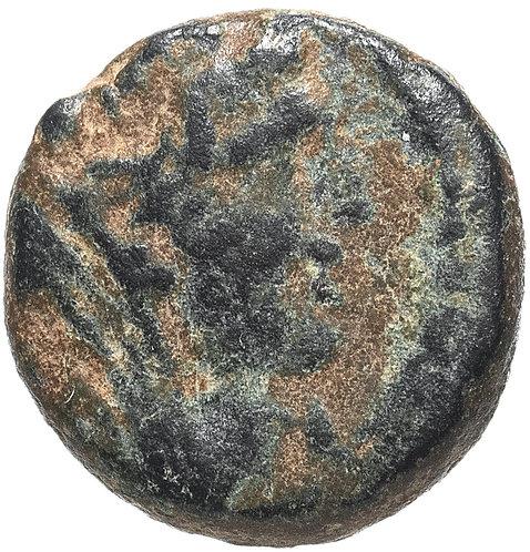 Финикия, г.Тир, 100-200 год., Бронза АЕ12. Phoenicia, Tyre, Bronze.