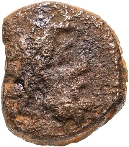 Селевкиды, Деметрий II Никатор (129-125 до.н.э) , АЕ17.