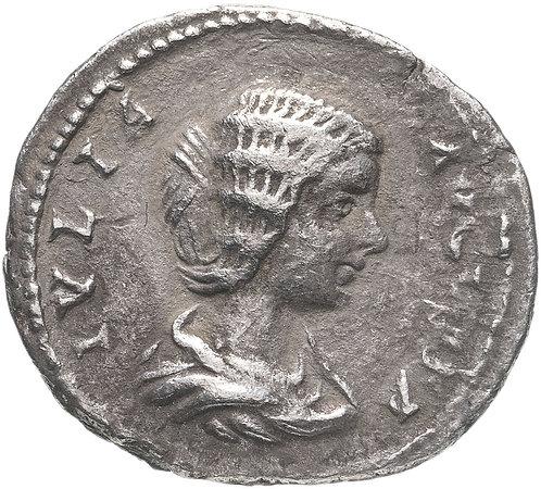Римская империя, Юлия Домна, жена Септимия Севера, 196-211 годы, Денарий. Domna