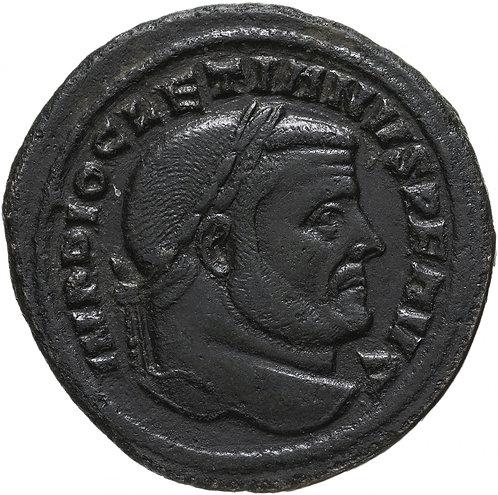 Римская империя, Диоклетиан, 284-305 годы, Нуммий. Diocletianus Carthage AE