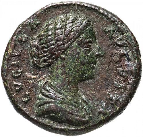 Римская империя, Луцилла, супруга Луция Вера, 164-167 гг, Асс. (Хиларитата)