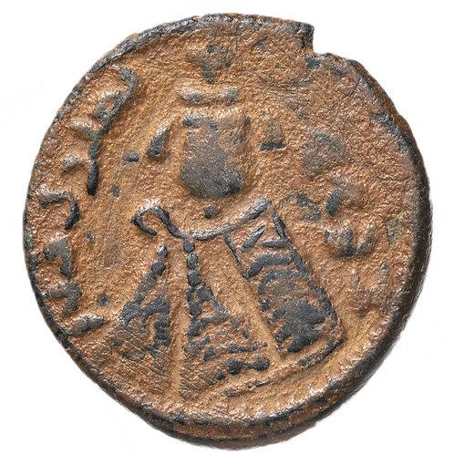 Арабо-Византия. Омейяды. Фельс. Г.Тартус (Антардус,Сирия). VII век 685-692 гг