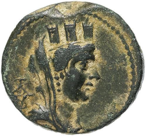 Киликия, Hierapolis Kastabala , 2-1-й век до Р.Х., АЕ22.