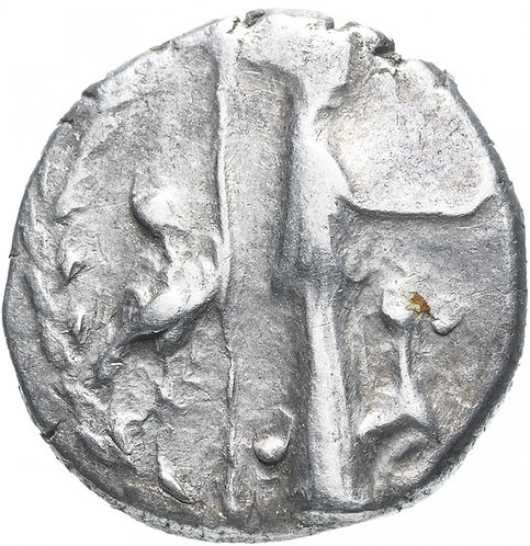 Акарнания, Левкада, 167-100 годы до Р.Х., Статер.
