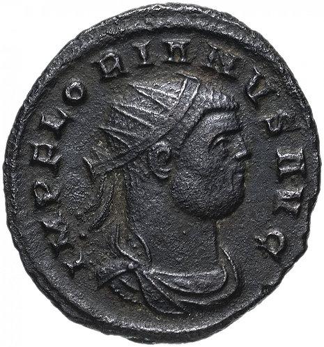 Римская империя, Флориан, 276 год, Антониниан. Florianus Antoninianus. Медь