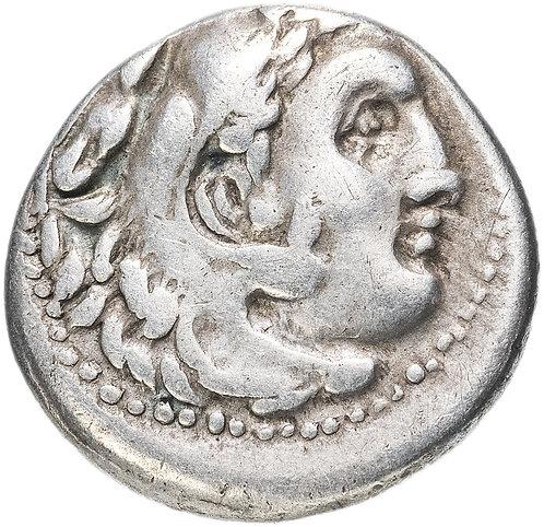 Македонское царство, Филипп III Арридей, 323-317 годы до Р.Х., Драхма.(Селевк I)