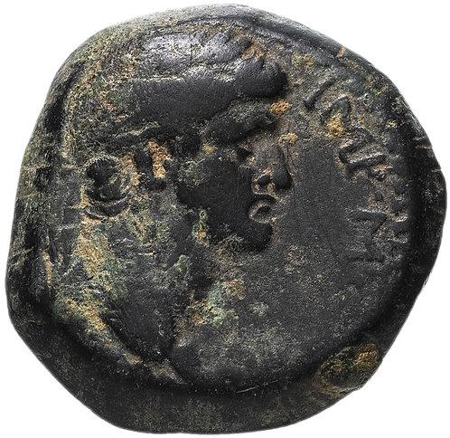 Римская империя, Сирия, Отон, 69 год, «асс». Otho, AE Syria.