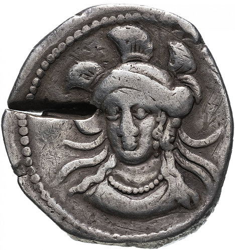 Сатрапы Киликии, Балакр, 333-323 годы до Р.Х., Статер (Серебро) Balakros Cilicia