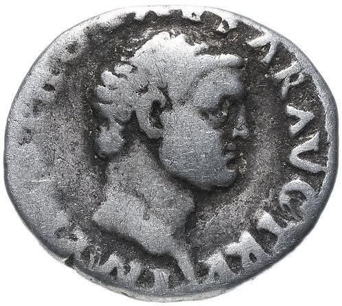 Римская империя, Отон, 69 год, денарий.