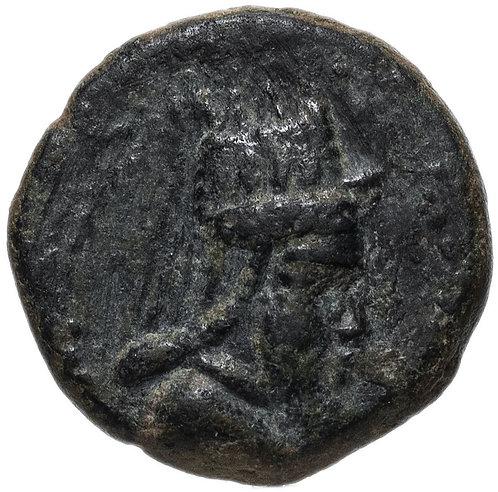 Великая Армения, Тигран V, 6-12 годы, Халк.