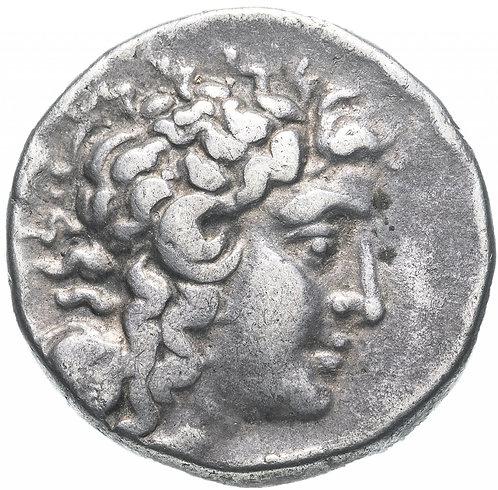Македония под римским протекторатом, квестор Эсилл, 95-70 годы до Р.Х., Тет.драх