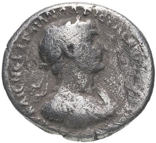 Римская империя, провинция Каппадокия, Траян, 97-117 годы, Драхма. Trajan Cappad