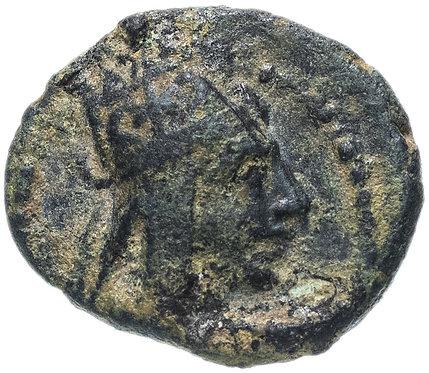 Великая Армения, Тигран II Великий, 95-56 годы до Р.Х., полхалка.