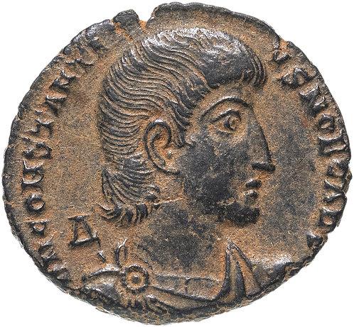 Римская империя, Констанций Галл, 351-354 годы, Майорина.