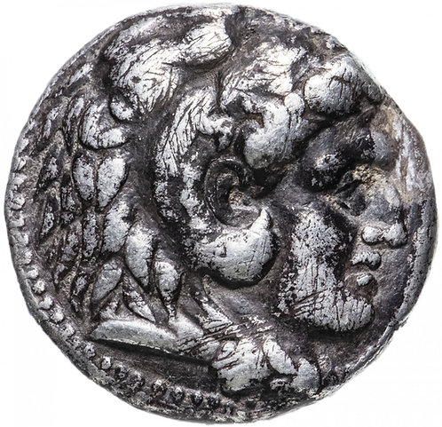 Селевкиды, Селевк I Никатор, 311-305 годы до Р.Х., тетрадрахма. (Вавилон)