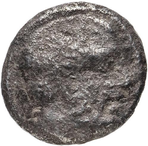 Финикия, Арад (Арадос), 380-351 годы до Р.Х., 1/4 шекеля ,корабль. Phoenicia