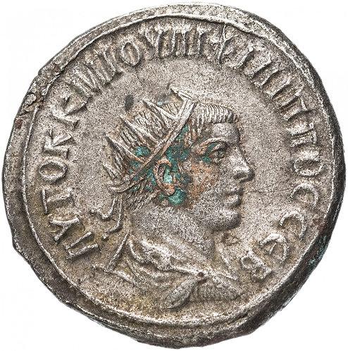 Римская империя, провинция Сирия, Филипп II Араб, 247 – 249 годы, Тетрадрахма