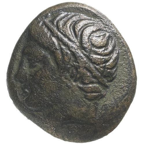 Македонское царство, Филипп II, 359-336 годы до Р.Х., АЕ19. Philip II