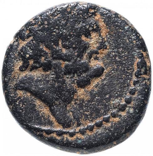 Сирия, Антиохия-на-Оронте, квази-автономная чеканка, 100-200 годы, AE16.