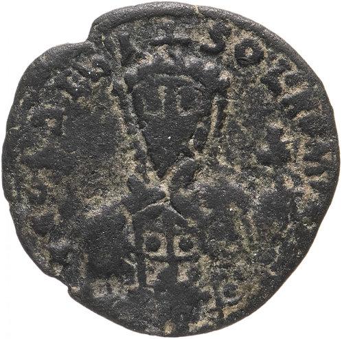 Византийская империя, Константин VII Багрянородный, 913-959 годы, Фоллис.Constan