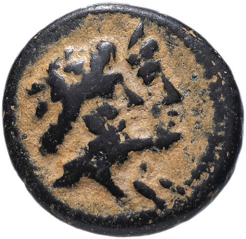 Финикия, Арад, 130/29 год до Р.Х., Бронза АЕ16. Phoenicia, Arados.