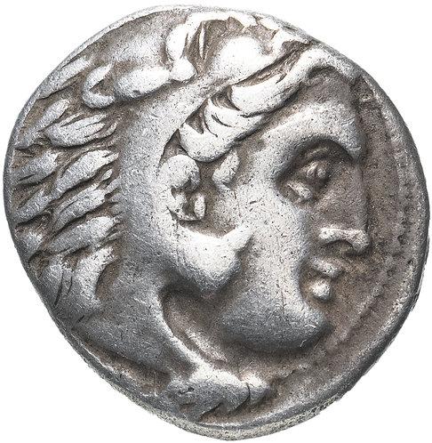 Греция, Македонское царство, Александр III Великий, 336-323 годы до Р.Х., Драхма