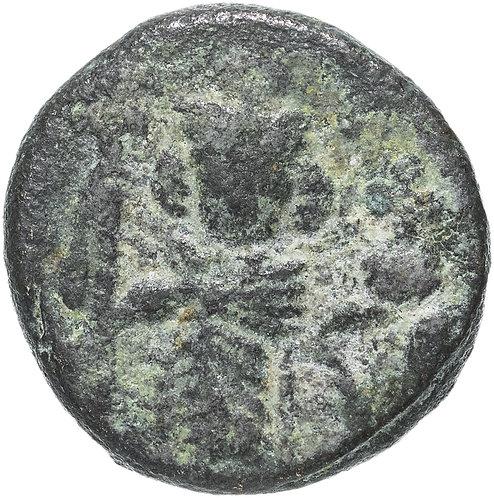 Арабо-Византия, Омейяды, Язид I ибн Муавия, Фельс. Г.Дамаск (Сирия). VII век 645