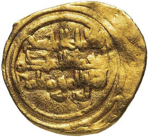 Сицилия, Фатимидский Халифат Аль-Хаким, (386-411 Хиджры/996-1021 гг). 1/4 динара
