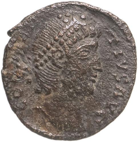Римская империя, Констанций II, 337-361 годы, нуммий. Constantius II