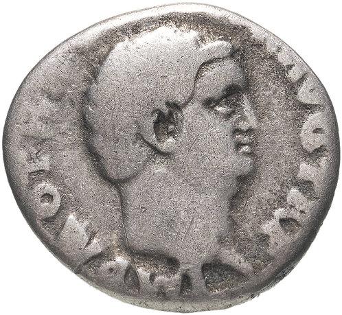 Римская империя, Отон, 69 год., Денарий. Otho , denarius.