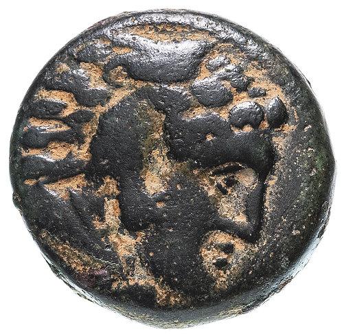 Греция, Македонское царство, Александр III Великий, 336-323 годы до Р.Х. Бронза