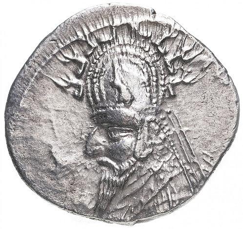 Парфянское царство, Синатрук, 93/2-70/69 годы до Р.Х., Драхма.