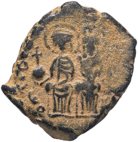 Византийская империя, Тиберий II Константин и Анастасия, 578-582 годы, Полфоллис