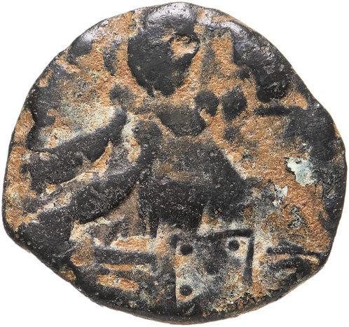 Византийская империя, Роман III, 1028-1034 годы, фоллис.