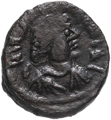 Византийская империя, Юстин II, 565-578 годы, пентануммий. (5 нуммиев) Херсонес
