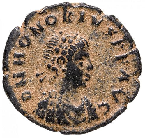 Римская империя, Гонорий, 393-423 годы, майорина. Honorius AE