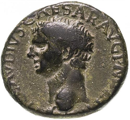 Римская империя, Клавдий, 41-54 годы, Асс.