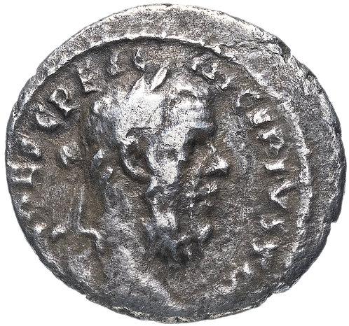 Римская империя, Песценний Нигер, 193-194 годы, денарий.