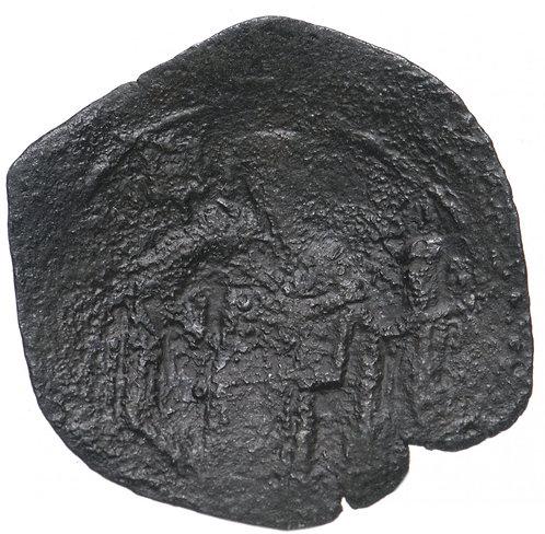 Византийская империя, Михаил VIII Палеолог, 1261-1282 годы, аспрон трахи.