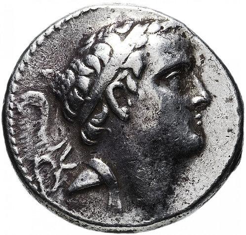 Селевкиды, Селевк IV, 187-175 годы до Р.Х., Тетрадрахма. серебро (Дамаск)