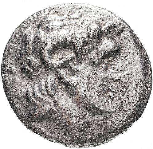 Фракийское царство, Лисимах, 306/5-281 годы до Р.Х., Тетрадрахма. Lysimachos