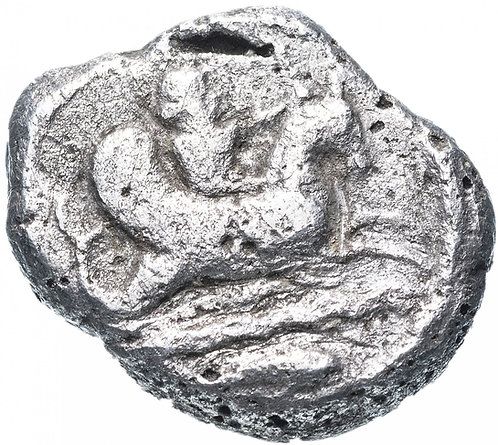Финикия,Тир, 4 века до н.э., Шекель. Серебро. Phoenicia, Tyre, Shekel Hippocamp