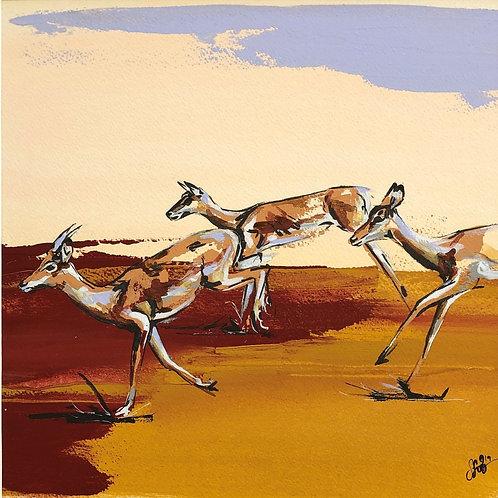 Impala's Haste