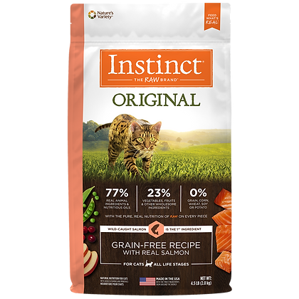 Instinct Salmón-para Gatos