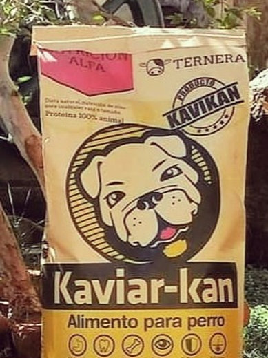 KaviarKan Ternera 20kg