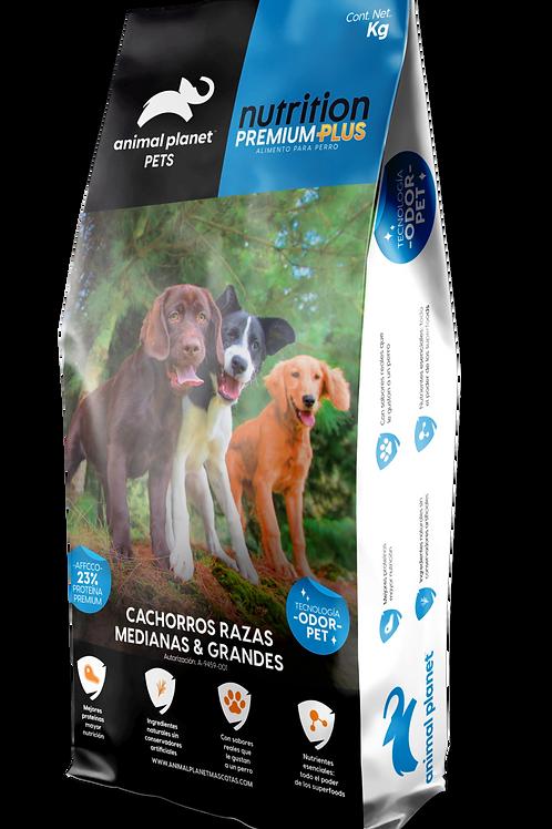 Nutrition Cachorro mg